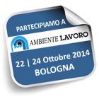 Fiera Ambiente Lavoro: Bologna 22-24 ottobre 2014