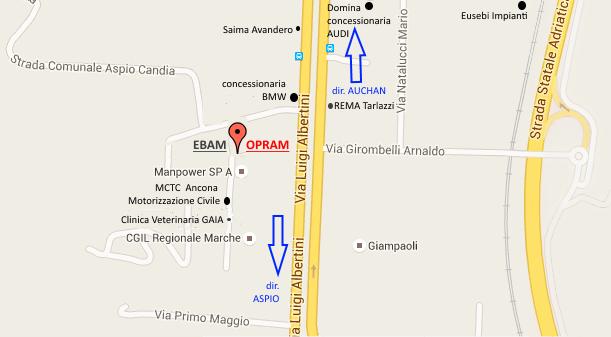 mappa | OPRAM